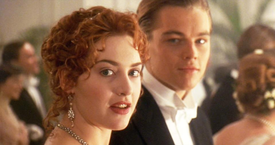 The actress played Rose in the 1997 film Titanic. (Getty Images)