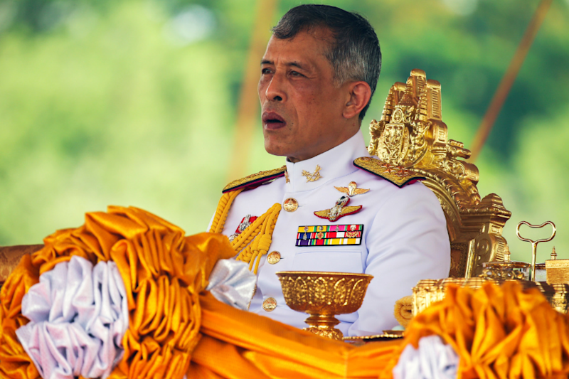 Thai King Fires Four More Officials for Adultery, 'Extremely Evil' Misconduct, Poor Performance