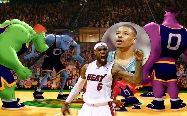 Muggsy Bogues Uses All-Star Weekend To Pick His Must Have  Space Jam ... ff8b70af0