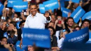 President Obama Cries During Speech Thanking Campaign Staff (Video)