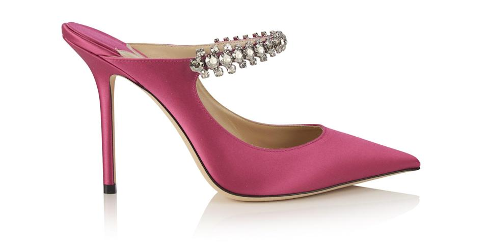 A style from Jimmy Choo's BCA collection. - Credit: Richard Valencia/Jimmy Choo