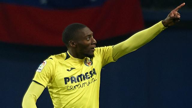 Villarreal are unwilling to let Karl Toko Ekambi join Lyon at the French club's current valuation, citing his big-money release clause.