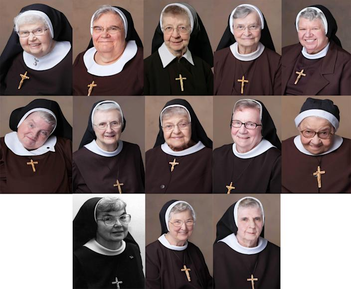 Since the coronavirus pandemic began, 30 nuns – more than half of the 57 living together in their Livonia, Mich., convent – have come down with COVID-19. Of those, 13 died of the disease, including one who recovered, but then relapsed.