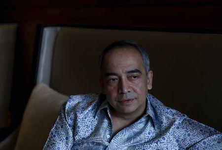 Malaysia's CIMB Chairman Nazir Razak, and brother of Prime Minister Najib Razak, attends an interview with Reuters in Kuala Lumpur, Malaysia