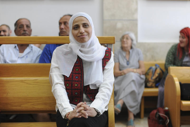 Israeli court sentences Arab poet for incitement to violence