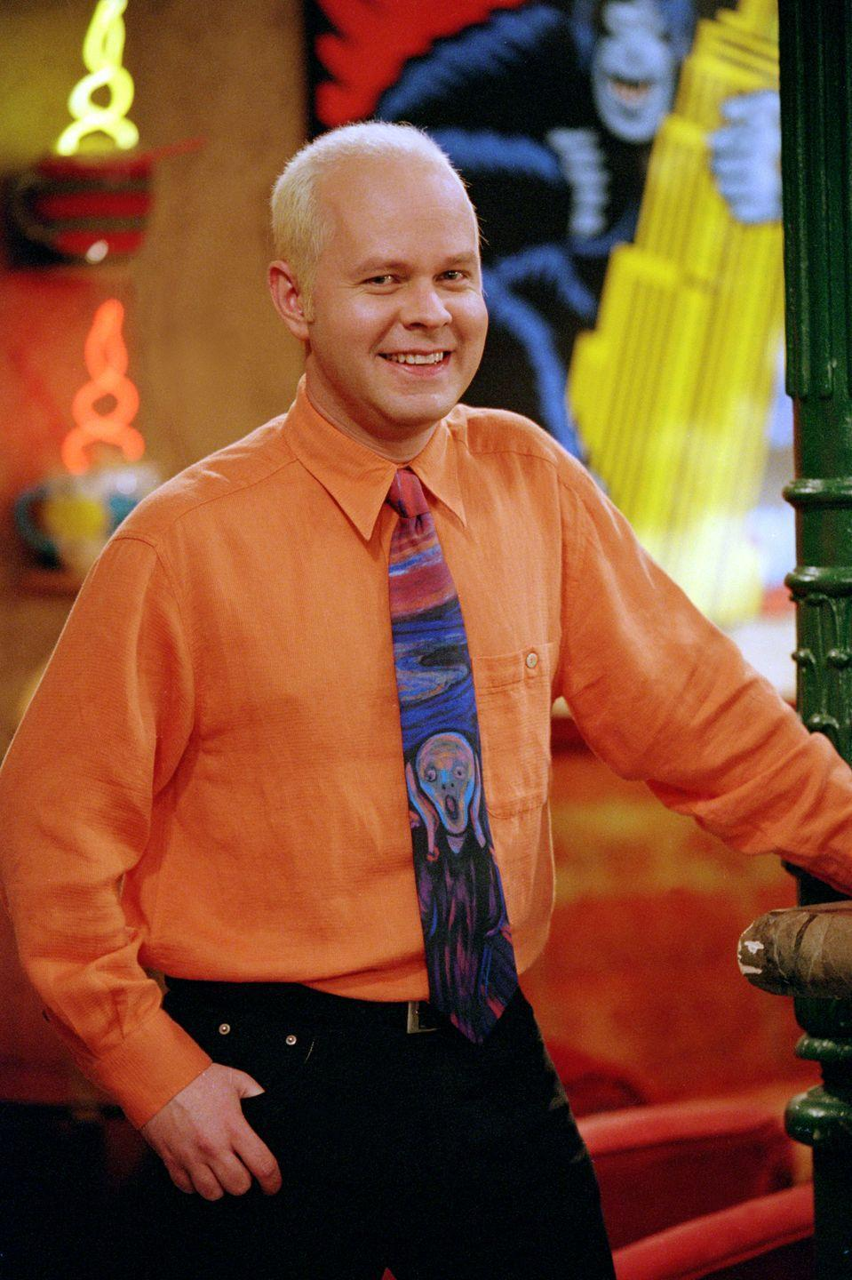 <p><strong>In Friends: </strong></p><p>Gunther is the Central Perk manager/barista who is desperately in love with Rachel and therefore, by default, hates Ross.</p>