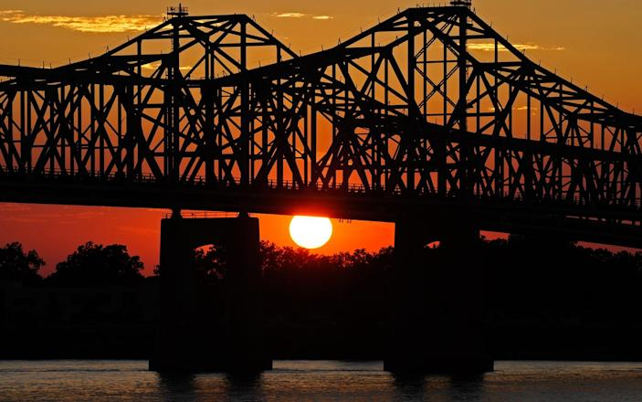 The Mississippi is America's greatest river - Getty
