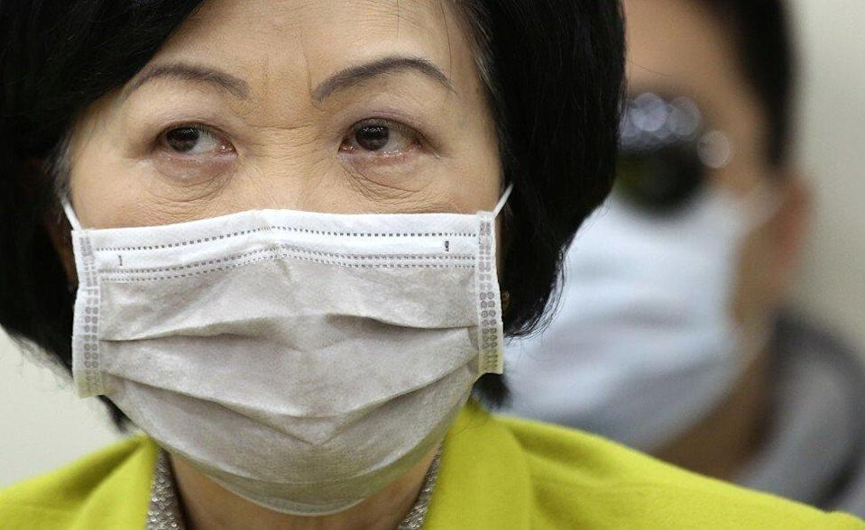 Pro-establishment lawmaker Regina Ip. Photo: Jonathan Wong
