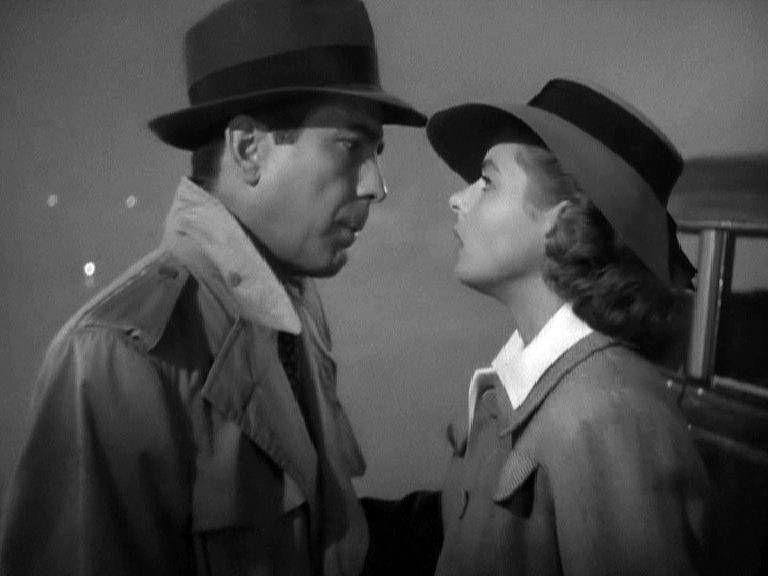 """<p>On the eve of WWII, Rick Blaine (Humphrey Bogart) encounters a former lover, Ilsa (Ingrid Bergman), while she's trying to flee Morocco with her husband. That old flame of theirs has not faded—but is there a chance for them to be together? No matter what happens next, Rick and Ilsa will always have Paris, and we'll always have them.</p><p><a class=""""link rapid-noclick-resp"""" href=""""https://www.amazon.com/Casablanca-Humphrey-Bogart/dp/B001EBWING?tag=syn-yahoo-20&ascsubtag=%5Bartid%7C10072.g.33383086%5Bsrc%7Cyahoo-us"""" rel=""""nofollow noopener"""" target=""""_blank"""" data-ylk=""""slk:Watch Now"""">Watch Now</a></p>"""