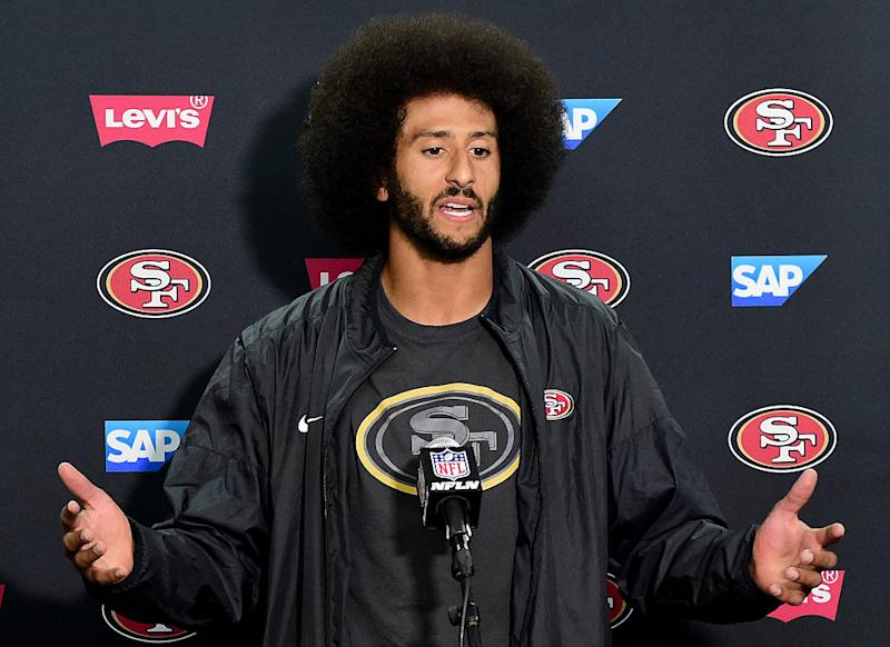 Colin Kaepernick Reveals Plans For Final $100000 Of $1M Pledge
