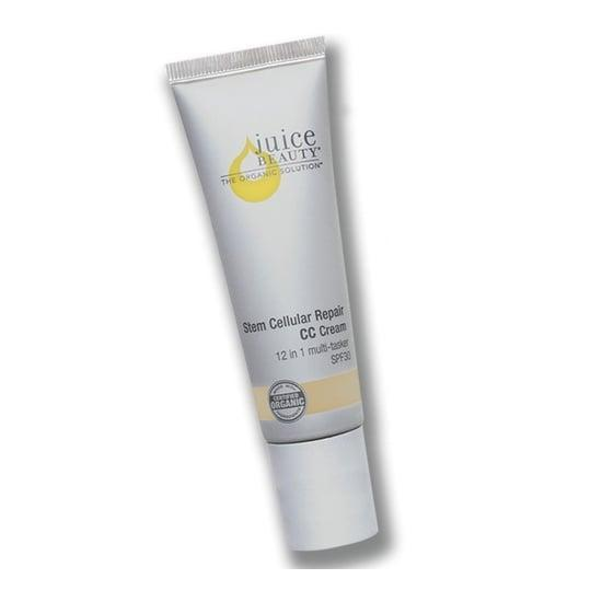 <p>Because it works to counteract wrinkles and sun damage, <span>Juice Beauty Stem Cellular Repair CC Cream</span> ($39) is actually more of an anti-aging product than makeup. With only two shades available, however, it's best for fairer complexions or used as a primer.</p>