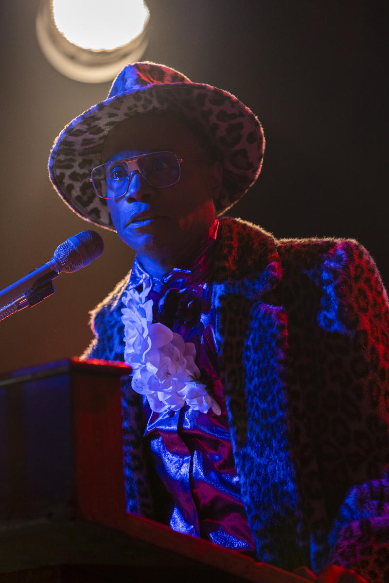 Billy Porter as Pray Tell in the Season 2 premiere of FX's 'Pose' (Macall Polay/FX)