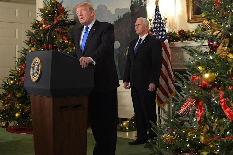 Trump Recognizes Jerusalem as Capital of Israel, Shifting Policy