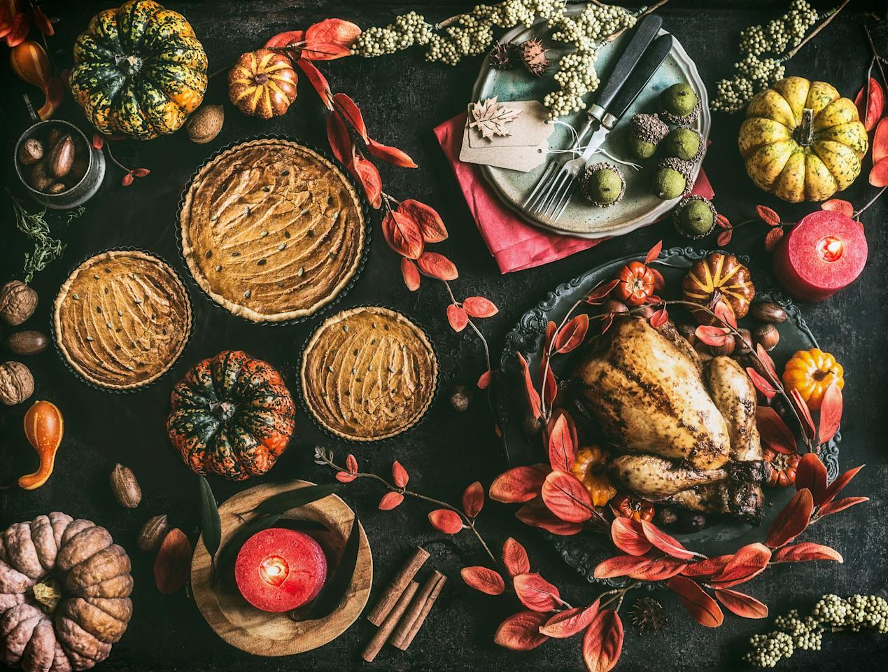 <p>Whether you're spending this tasty holiday cooking with family or relaxing with friends, a good way to get into the Thanksgiving spirit is with these sweet words about gratitude and togetherness.</p>
