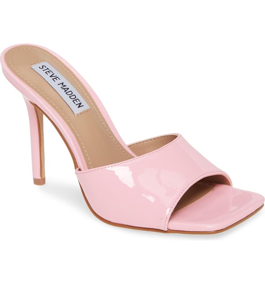 """<p>These <a href=""""https://www.popsugar.com/buy/Steve-Madden-Signal-Slide-Sandals-532708?p_name=Steve%20Madden%20Signal%20Slide%20Sandals&retailer=shop.nordstrom.com&pid=532708&price=92&evar1=fab%3Aus&evar9=45667172&evar98=https%3A%2F%2Fwww.popsugar.com%2Fphoto-gallery%2F45667172%2Fimage%2F47026274%2FSteve-Madden-Signal-Slide-Sandal&list1=shopping%2Csandals%2Cshoes%2Csummer%2Csummer%20fashion%2Cbest%20of%202020&prop13=api&pdata=1"""" rel=""""nofollow"""" data-shoppable-link=""""1"""" target=""""_blank"""" class=""""ga-track"""" data-ga-category=""""Related"""" data-ga-label=""""https://shop.nordstrom.com/s/steve-madden-signal-slide-sandal-women/5485883/full?origin=category-personalizedsort&amp;breadcrumb=Home%2FWomen%2FShoes%2FSandals&amp;color=tan%20croc"""" data-ga-action=""""In-Line Links"""">Steve Madden Signal Slide Sandals</a> ($92) are Barbie-inspired in the best possible way.</p>"""