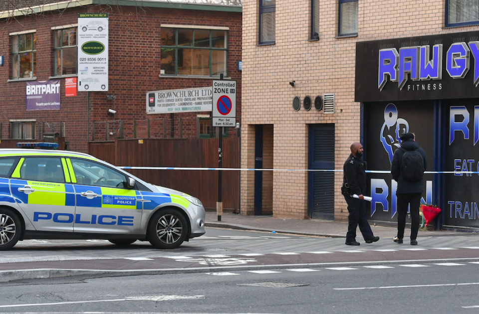 <em>Police said they believe the attack was 'targeted and intent on lethal force from the outset' (PA)</em>