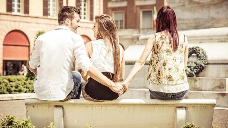 27 per cent of cheaters had only been married for one to two years. Source: Getty