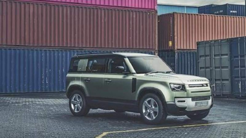 Ahead of launch, new-generation Land Rover Defender arrives in India