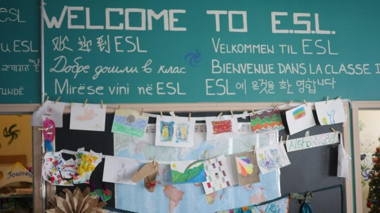 ESL 2.0: How one St. John's school is helping new immigrants adjust to life in Canada
