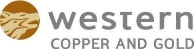 Western Copper and Gold Corporation Logo (CNW Group/Western Copper and Gold Corporation)