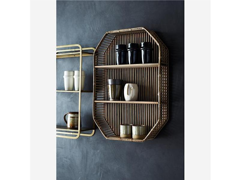 Keep your space free from clutter with this stylish shelfTrouva