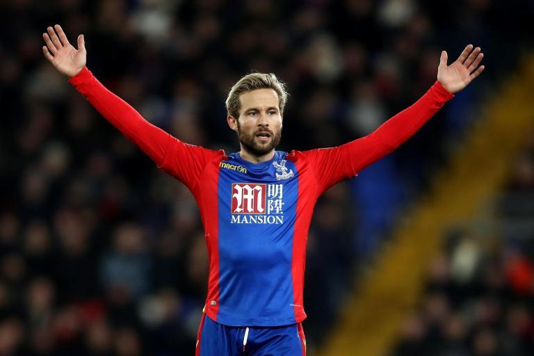 Crystal Palace midfielder Yohan Cabaye hints at summer move to Marseille