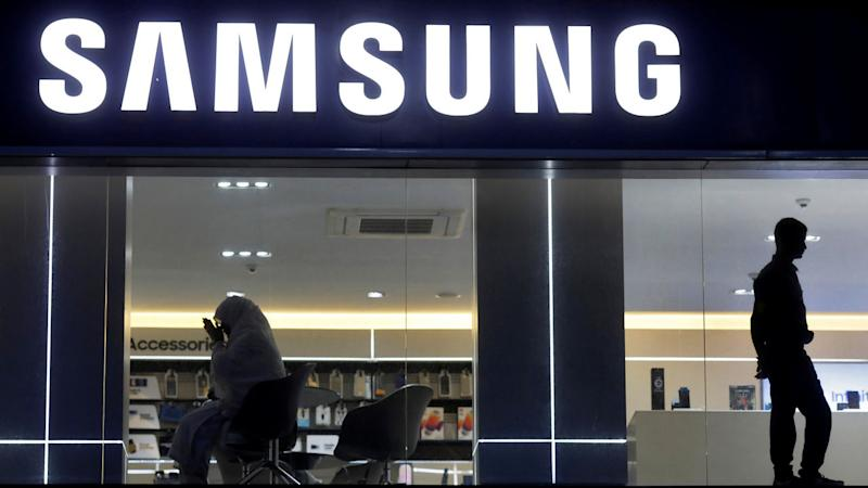 Samsung Electronics says it would cancel $4.4 billion worth of its shares