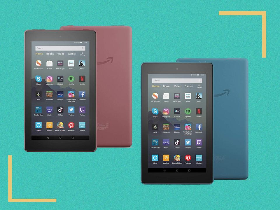 <p>This tablet is normally under £50, so with this discount it's a total steal</p> (The Independent/Amazon)