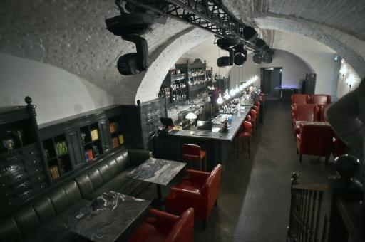 'Soviet chic' restaurant favoured by KGB spies reopens in Moscow