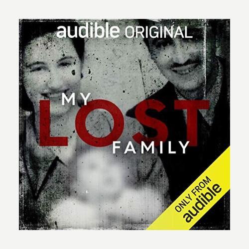 My Lost Family by Danny Ben-Moshe and Dasha Lisitsina. (Photo: Audible)