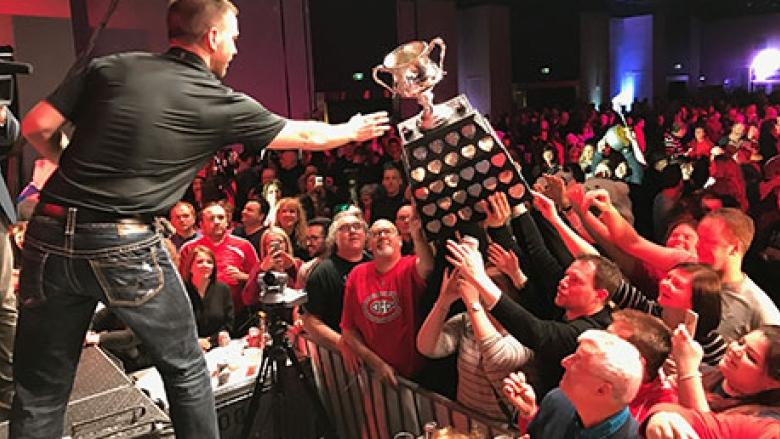 Brad Gushue's goal for 2018: Win (another) one for mom