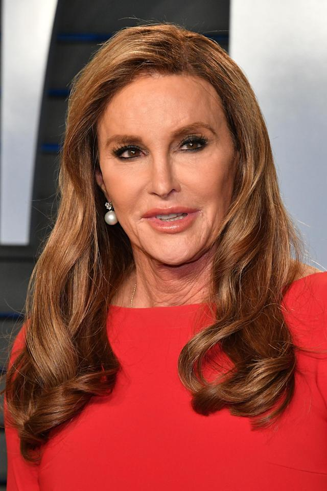 Caitlyn Jenner is no longer Team Trump. (Photo: Dia Dipasupil/Getty Images)