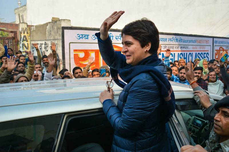 From Lodhi Road to Lucknow Street: Priyanka Gandhi to Use Eviction Notice as Ticket to UP Assembly Polls