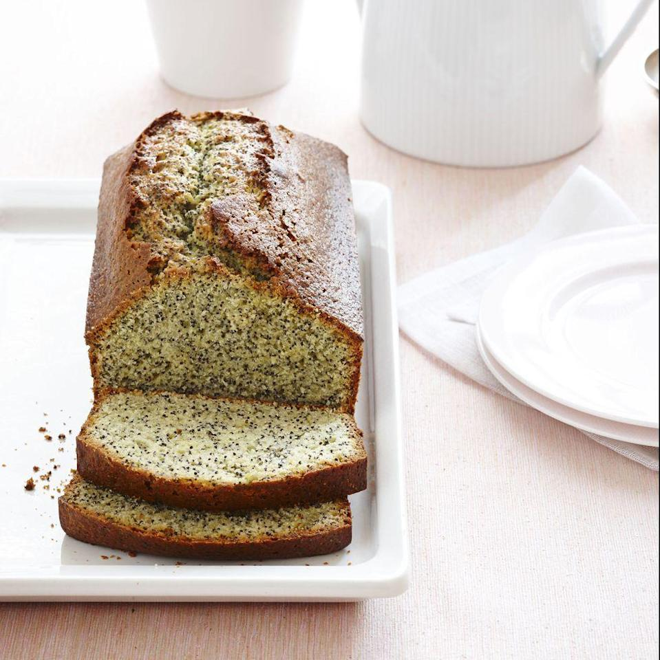 "<p>Dorie Greenspan doesn't hold back on the poppy seeds in this true-to-its-name dessert (or breakfast!). And that's just the way her Grandma liked it.</p><p><em><a href=""https://www.goodhousekeeping.com/food-recipes/a11641/grandmas-poppy-seed-cake-recipe-wdy0514/"" rel=""nofollow noopener"" target=""_blank"" data-ylk=""slk:Get the recipe for Grandma's Poppy Seed Cake »"" class=""link rapid-noclick-resp"">Get the recipe for Grandma's Poppy Seed Cake »</a></em></p><p><strong>RELATED: </strong><a href=""https://www.goodhousekeeping.com/food-recipes/g4201/best-brunch-recipes/"" rel=""nofollow noopener"" target=""_blank"" data-ylk=""slk:55 Sweet and Savory Brunch Recipes to Make This Weekend"" class=""link rapid-noclick-resp"">55 Sweet and Savory Brunch Recipes to Make This Weekend</a><br></p>"