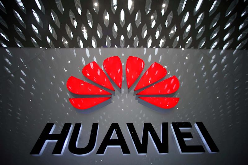Huawei could be used in non core parts of the UK's 5G infrastructure (REUTERS)