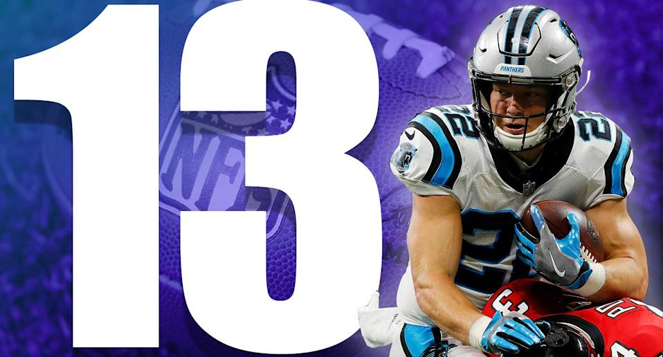 <p>With Greg Olsen out and the Panthers thin in the passing game, expect rookie D.J. Moore to a big factor the rest of this season.(Christian McCaffrey) </p>