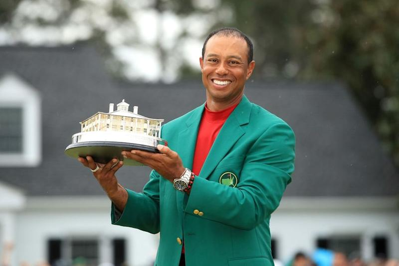 Tiger Woods wins the 2019 Masters | Andrew Redington/Getty Images