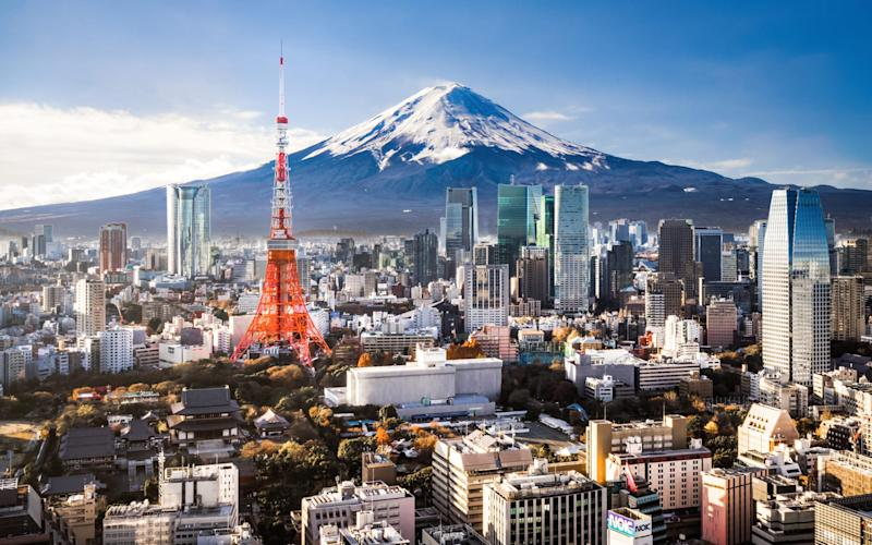 The city of Tokyo will be divided into two areas for the 2020 Summer Olympics: the Heritage Zone boasts historic landmarks, plus a swathe of tip-top hotels