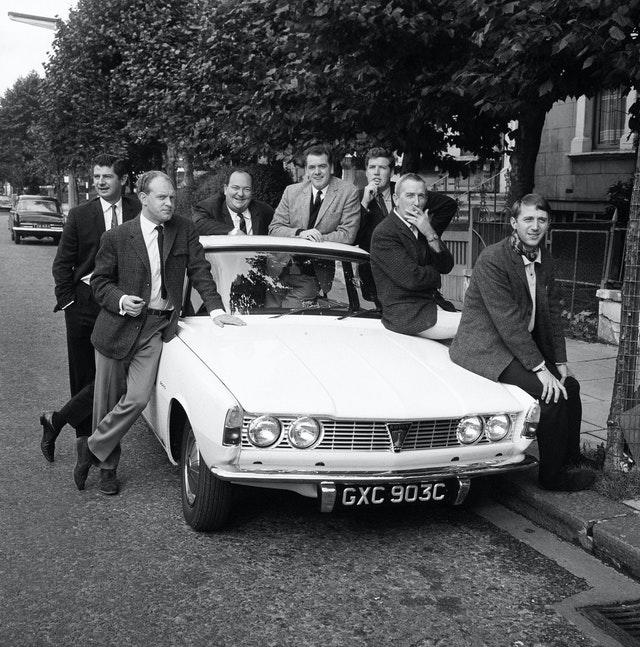 Television – Z Cars – 1965