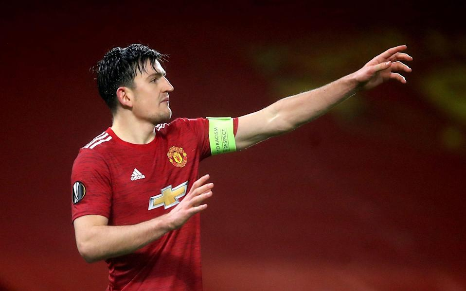 Harry Maguire has been appointed Man Utd captain - PA