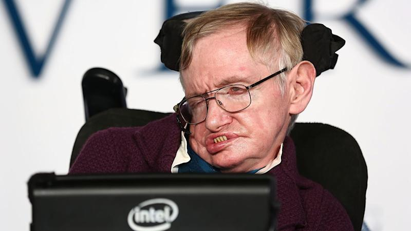 'Big Bang Theory' Cast, Neil deGrasse Tyson and More Stars React to Stephen Hawking's Death