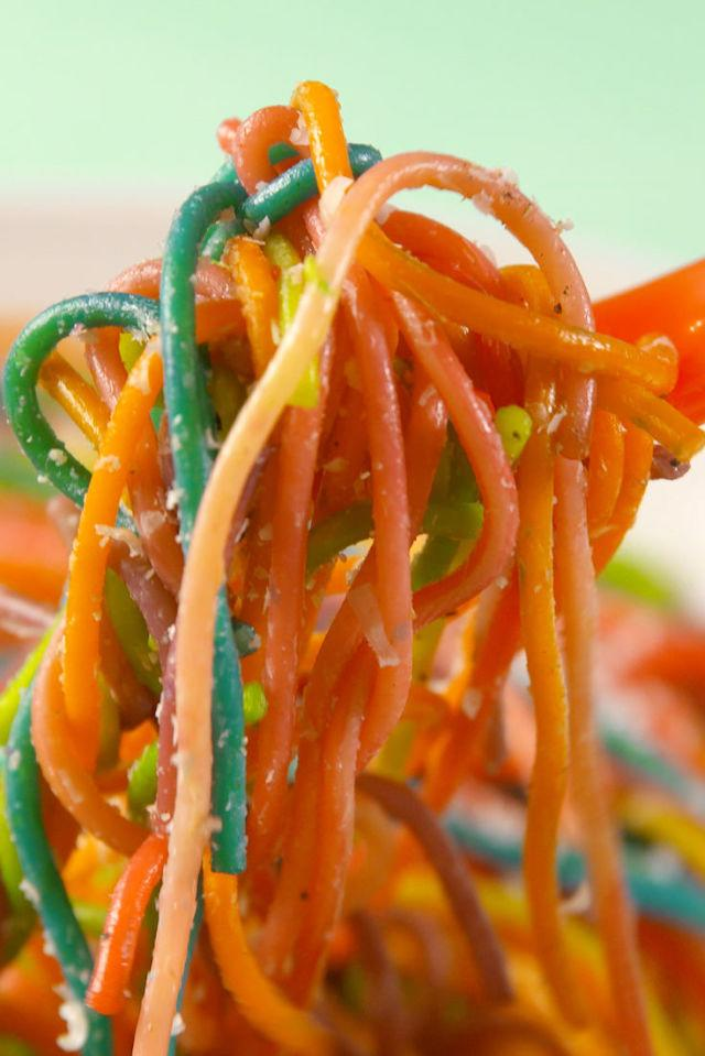 "<p>The most colorful way to eat spaghetti.</p><p>Get the recipe from <a rel=""nofollow"" href=""http://www.delish.com/cooking/recipe-ideas/recipes/a56689/rainbow-spaghetti-recipe/"">Delish</a>.</p><p><strong><em>BUY NOW: Ziploc Gallon Bags, $17.70, <a rel=""nofollow"" href=""https://www.amazon.com/Ziploc-Storage-Bags-Gallon-Count/dp/B00UASJHV0/ref=sr_1_4?tag=syndication-20&s=home-garden&ie=UTF8&qid=1510615842&sr=1-4&keywords=ziploc+bags&&ascsubtag=[artid"">amazon.com</a>.</em></strong></p>"