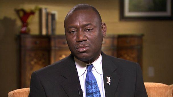 ABC benjamin crump this week jt 130714 16x9 608 Martin Family in Disbelief Over Verdict, Says Family Attorney