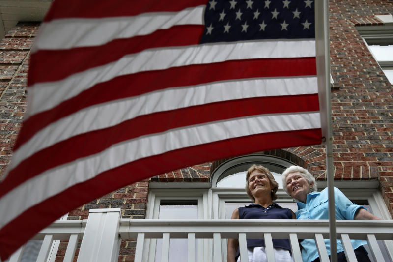 Gay marriage ruling will help many veteran spouses