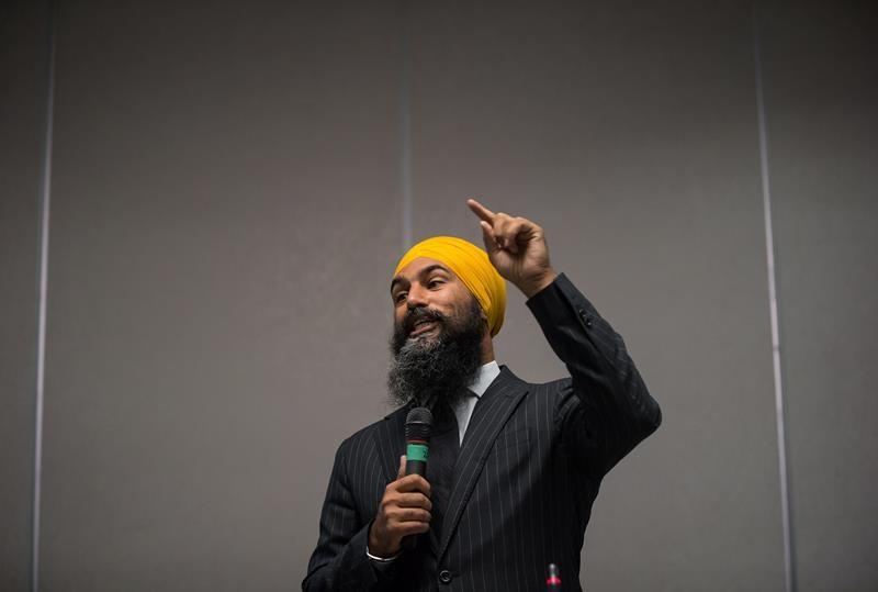 Jagmeet Singh: First-past-the-post enables 'fringe' candidates like Doug Ford