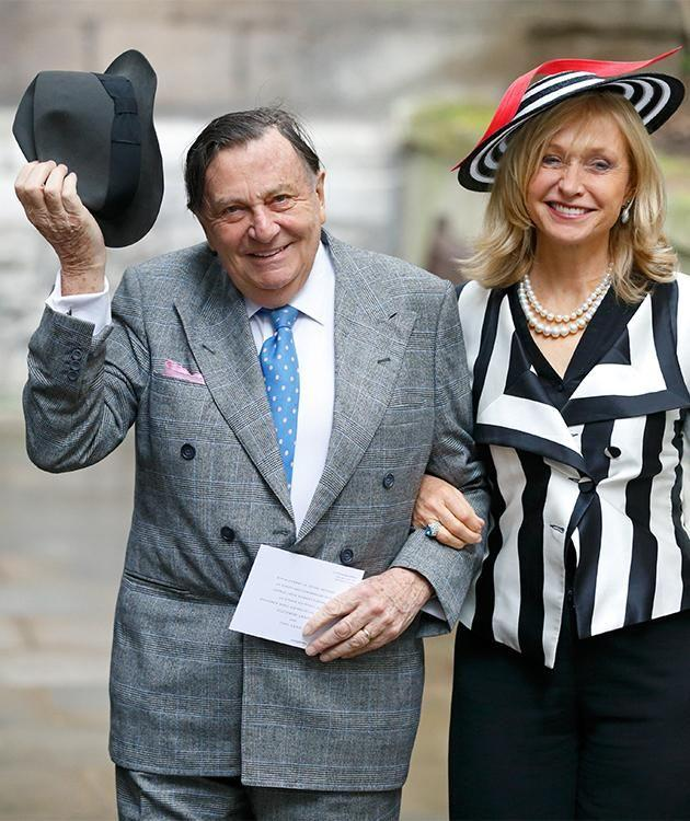 Barry Humphries. Photo: Getty