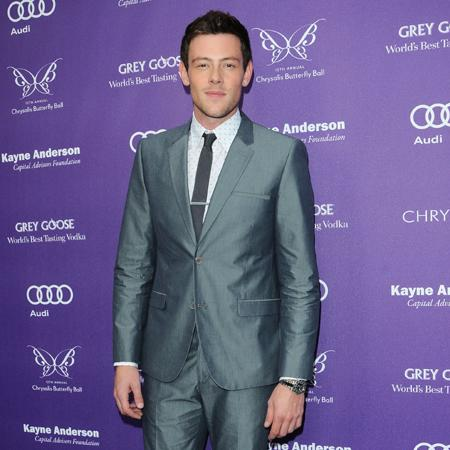 Tributes paid to Cory Monteith