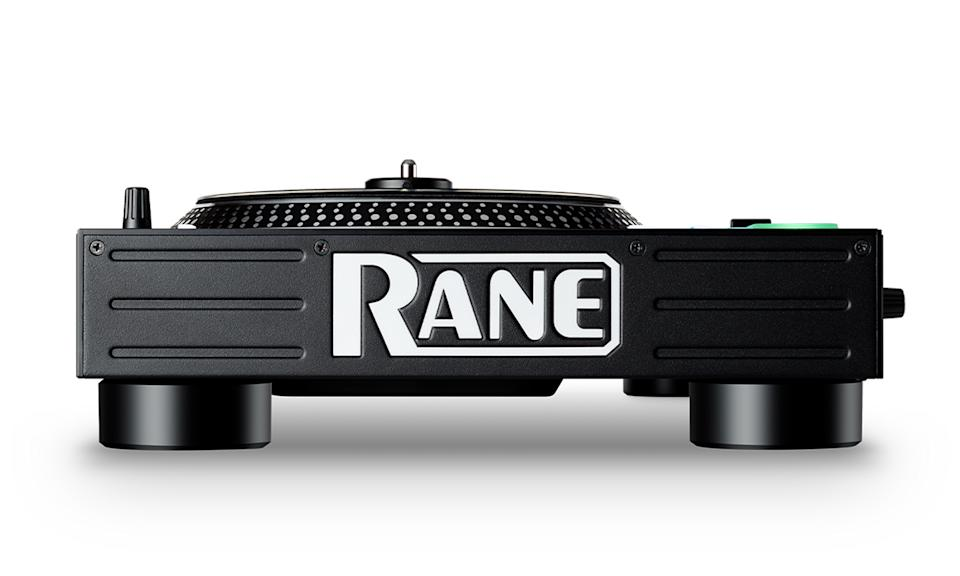 Press images for the Rane One DJ controller.