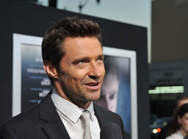 A bitcoin scam is using popular Aussie actor Hugh Jackman to lure investors. | Source: Shutterstock
