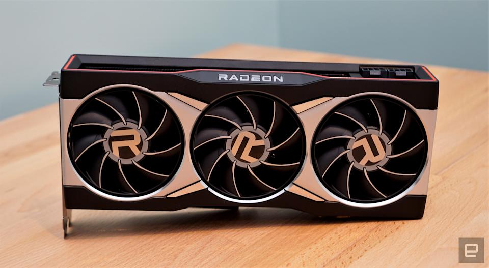 AMD's Radeon RX 6800 and 6800 XT